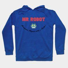 Mr. Robot - Computer Repair Hoodie