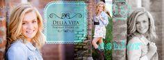 Waupaca Senior Girl | Della Vita Portrait Studio