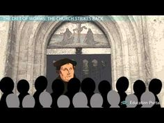 Martin Luther, the 95 Theses and the Birth of the Protestant Reformation - YouTube