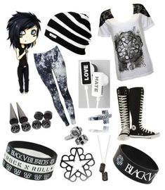 I want all of these! I only have the shirt but I need everything else :D