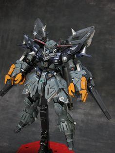HGUC 1/144 Zeong Zulu customized build - Gundam Kits Collection News and Reviews