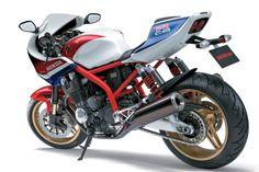 Honda CB1100R concept - via Silodrome via Hell for Leather