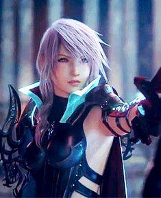 my lovely Lightning Lightning Final Fantasy, Final Fantasy Cloud, Final Fantasy Artwork, Final Fantasy Characters, Fantasy Series, Female Characters, Final Fantasy Cosplay, Final Fantasy Girls, Lightning Images