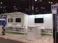 The Platform efficient, affordable, trade show booth.