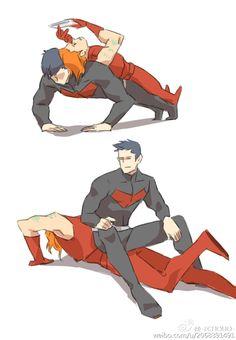 Jason and Roy