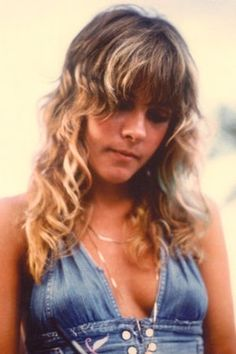 Denim tops is listed (or ranked) 1 on the list The Hottest Stevie Nicks Pics