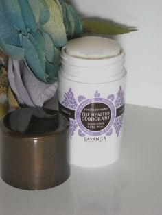 LaVanila the healthy deodrant! Click thru for review! THIS IS A GREAT CHEMICAL FREE DEO!!! Try Vanilla Blackberry and Vanilla Passionfruit, my 2 favs!
