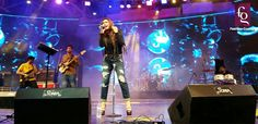 Komal Rizvi Captivates Audience with her Power-Packed Live Performance   Fashion Gossip