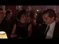 Scene at the Copacabana from Goodfellas.   From IMDB:  The long tracking shot in the Copa took seven takes. One take was ruined because Henny Youngman forgot his lines. According to Illeana Douglas, Scorsese was inspired by the long Steadicam shot in Brian De Palma's The Untouchables.