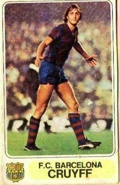 Johan Cruyff, F.C. Barcelona