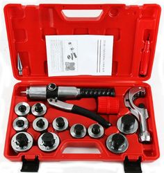 Ct300a Lever Tubing Expander Tool Swaging Kit Hvac Tools Tube, Piping & Pipe  http://www.handtoolskit.com/ct300a-lever-tubing-expander-tool-swaging-kit-hvac-tools-tube-piping-pipe/