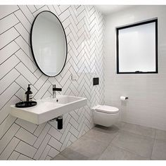 @bighouselittlehouse #taps #australia #interiordesign #architecture #bathroom