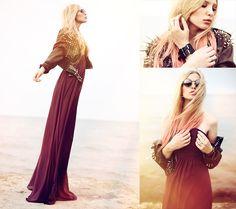 Anila ♡ - Meinropa Dress, Sheinside Bracelet, Romwe Sunglasses - Let the Sea set…