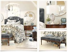 Ballard Designs | Calais Bedroom