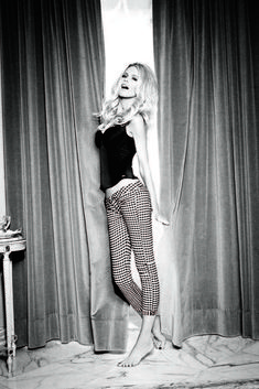 // Claudia Schiffer for Guess