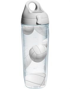 Tervis Tumbler Water Bottle Volleyball, Sparkly Heart, Carolina Girl, or Peace Sign designs