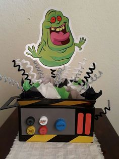 Ghostbusters Birthday Party, Army Birthday Parties, Army's Birthday, Birthday Party Decorations, Creative Halloween Costumes, Halloween Themes, Halloween Party, Halloween Decorations, Toddler Ghostbuster Costume