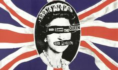 God Save the Queen - Sex Pistols Punk