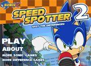 Sonic Speed Spotter 2 | juegos de sonic - jugar online