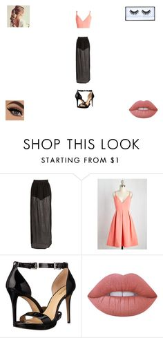 """""""talia?"""" by funny-babe02 on Polyvore featuring MICHAEL Michael Kors and Lime Crime"""