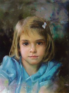 "Isabelle Batesville, Tennessee Oil, 14"" x 12"""