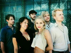 Delta Rae COUNTRY (Best songs: Bottom Of The River) www.missmusicscout.blogspot.com