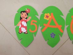 This is a beautiful and colorful LILO and stitch birthday banner, hand made to order for your special ocation. Customizable to your needs.