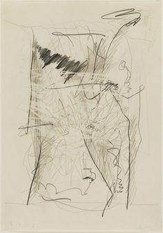 Gerhard Richter. 17.11.1982. November 17, 1982, pencil on paper