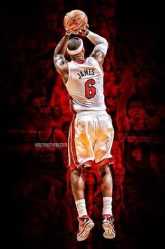 Lebron James.  Dude is a health nut, but that's why he inspires me to be one as well