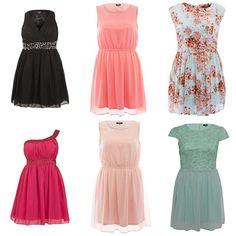 Vestidos para fiestas de verano