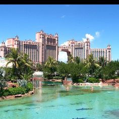 Atlantis in the Bahamas!! <3