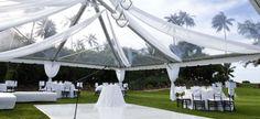 decorations, chiavari chairs, linens, venues, tent, garden, destination wedding, oahu, white, spring, summer, luxury, modern, destination, r...