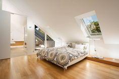 Camera da letto in stile in stile Classico di innenarchitektur-rathke
