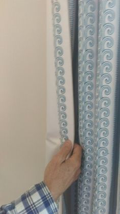 A Little High End Detail    Bunnyu0027s Curtains From Her Line Bring The  Fabric. Make CurtainsSouthern LivingThe ...