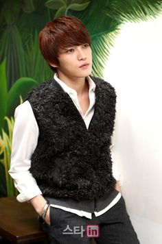 Gorgeous ★JYJ Kim Jae Joong★ Pics from an interview