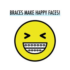 ORTHODONTIC TREATMENT lays the foundations for a lifetime of oral health!