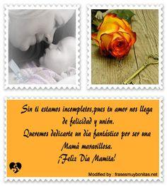 saludos para el dia de la madre,salutaciones para el dia de la madre: http://www.frasesmuybonitas.net/frases-del-dia-de-la-madre/