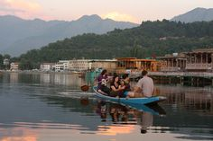 Dal Lake: The place is well-known for cool ambience and scenic view. It is a great attraction to tourists and can be reached by taxi, bus and walk as it is spread in 2kms. The lake is small but looks charming and dynamic. The temple located on the bank of the lake is a worth to visit. http://exoticvishnu.livejournal.com/3992.html