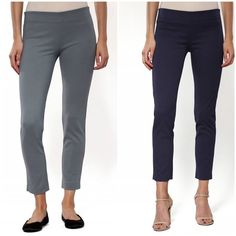 #Regram: @Savvyinc The perfect Spring transitional pant by @ecrustyle just in! Spring weight ponte knit peg leg pant in grey and navy! Perfect to dress up or down and ever so comfortable with an elastic waist band! XS-L and only $118! Hurry in while sizes last! #ecru #comfy #chic #classic #prespring #fashion #shopsavvy #style #basic #bestseller #musthave #staple #justin #pants #savvy #savvyfavorite