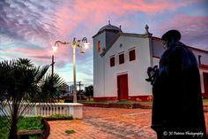 Igreja do Rosário e São Benedito em Cuiabá-Mato-Grosso