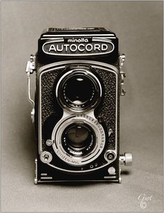MINOLTA AUTOCORD - OLD TECHNOLOGY SERIES | Flickr - Photo Sharing!