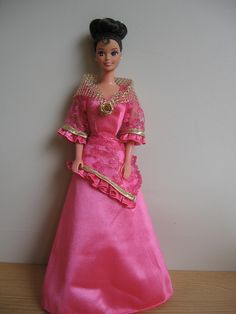 Barbie Philippine Islands by andora isadrew Philippines Dress, Filipiniana Dress, Barbie Model, Barbie Collector, Barbie Dress, Traditional Dresses, Fashion Dolls, Celebrity Style, Celebs