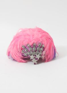 Schiaparelli | 1930's Feather Embellished Hat | RESEE