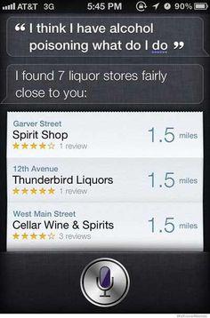 Funny smartass Siri responses... Lol haha!! – 9 pics (Check Out All Photos)