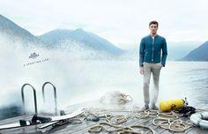 Hermès menswear Spring/Summer 2013 ad campaign | a Campanha de Verão 2013 da Hermès