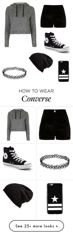"""Idk what it is"" by softballgirl011 on Polyvore featuring River Island, Topshop…"