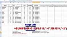 Cara Menjumlahkan di Excel dengan Rumus memang yang paling sering digunakan. Hal ini merupakan rumus yang paling dasar. Disamping itu, rumus yang paling umum digunakan adalah pengurangan, perkalian dan juga pembagian. Rumus – rumus tersebut merupakan jeis rumus-rumus yang mungkin paling banyak d...  http://iteknologi.com/cara-menjumlahkan-di-excel-dengan-rumus.html