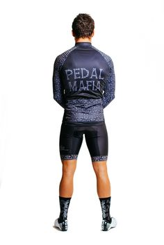 The Bones Thermal Long Sleeve Jersey