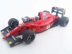 Exoto 1/18 Ferrari 641/2 1990 Prost GP Japan computer monitor 97103 VERY RARE!! #Exoto #Ferrari
