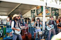 Getting all bluesy at the Bluefest Byron Bay. Photo; Kristoffer Paulsen/Tourism Australia